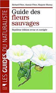 Guide Delachaux des Fleurs Sauvages